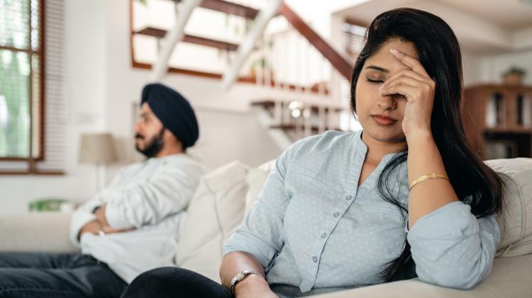 Mon mari ne me parle plus, que dois-je faire ?